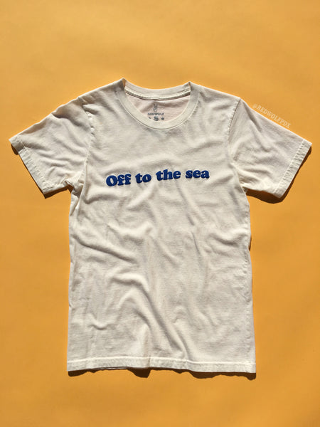 Off to the Sea Tee