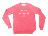 World Traveler Sweatshirt - REDWOLF - 5