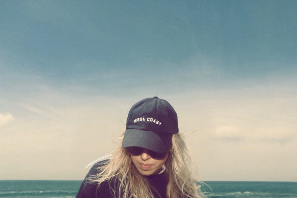 hat - WEST COAST Baseball Cap - REDWOLF