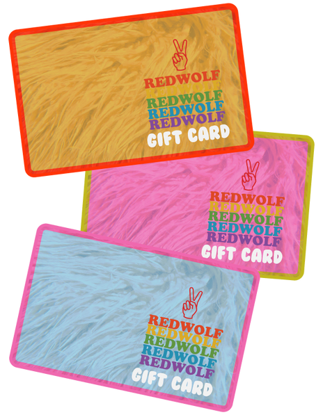 Gift Card - Gift Card - REDWOLF