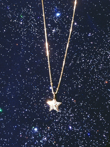 - Starburst Necklace - REDWOLF