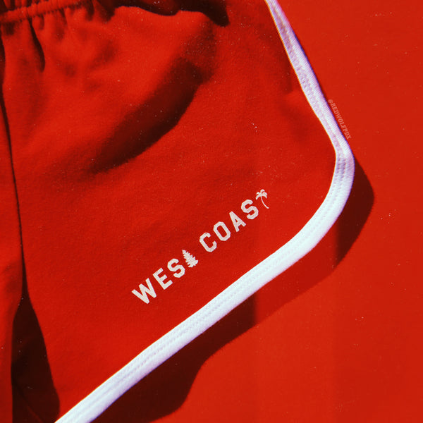 Underwear & Lounge - West Coast Shorts - REDWOLF