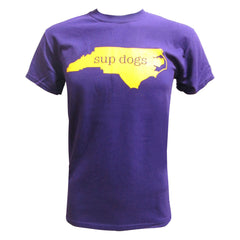 State Outline - Purple