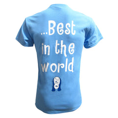 Best in World UNC - Carolina Blue
