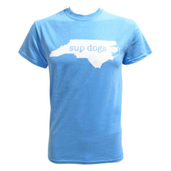 State Outline - Carolina Blue