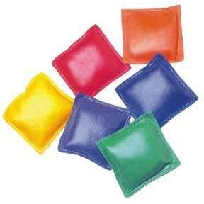 Deluxe Six-Color Bean Bags