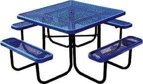 Ultracoat Portable Square Tables