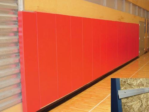 Nissen Indoor Wainscot Wall Padding