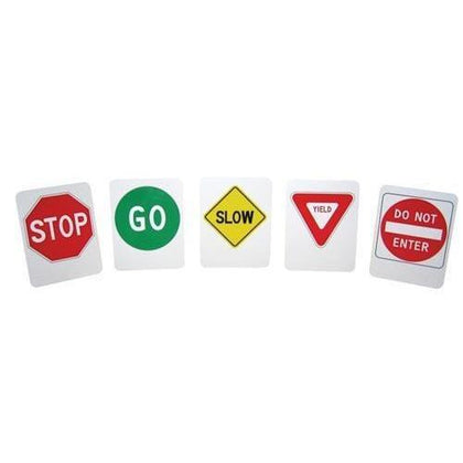 Cone Top Sign Holder & Street Sign Sets