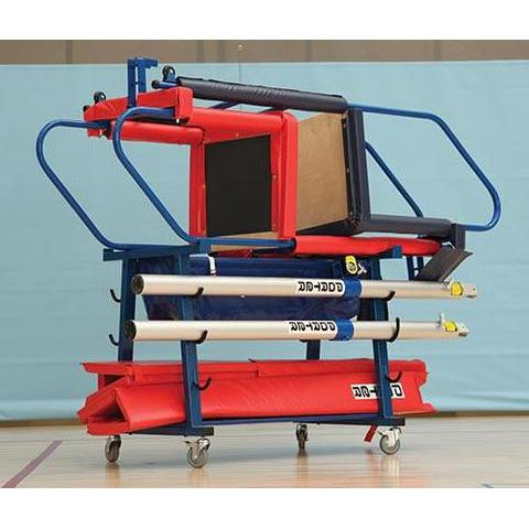 Volleyball Equipment Carriers