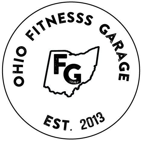 ohio fitness garage powerlifting equipment