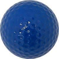 1 Dozen Colored Golf Balls - Navy Blue - Highly Visible - Ohio Fitness Garage - Olympia -Golf Balls Equipment