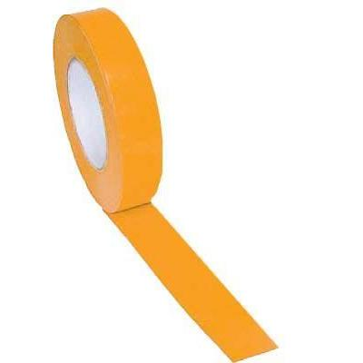 "1"" x 60 Yards Vinyl Tape - Orange - Ohio Fitness Garage - Olympia -Floor Marking Tape/Layers Equipment"