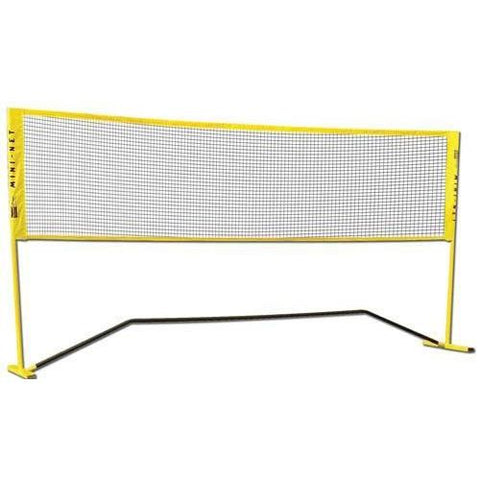 10' Wide Mini-Net - Portable Tennis Net Systems - Ohio Fitness Garage - Olympia -Portable Tennis Net Systems Equipment