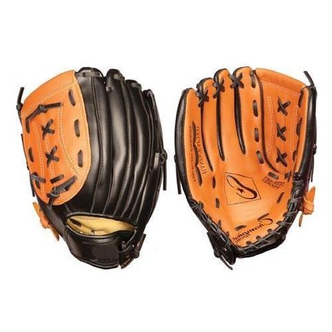 "12"" Leather/Synthetic Glove - Left Handed - Ohio Fitness Garage - Olympia -Gloves, Baseball/Softball Equipment"