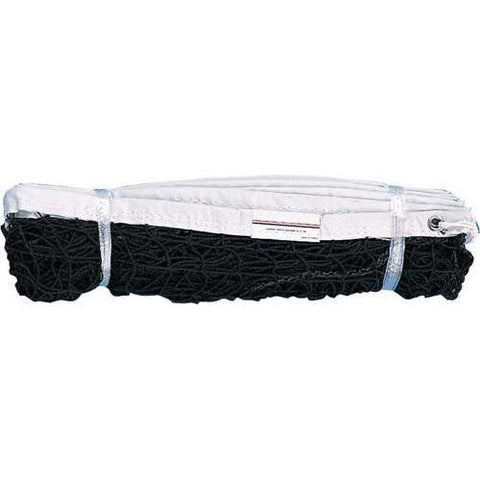 12 Ply Brown Nylon Badminton Net - Ohio Fitness Garage - Olympia -Badminton Nets Equipment