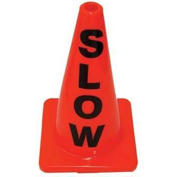 "18"" Message Cone - Slow"