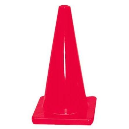 "18"" Traffic Cone - Red"