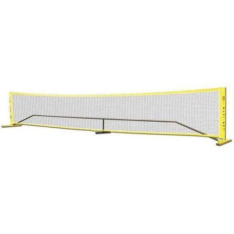 18' Wide Maxi-Net - Ohio Fitness Garage - Olympia -Portable Tennis Net Systems Equipment