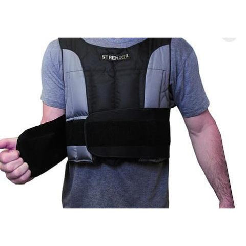 20 Pound Weight Vest Adjustable - Strencor - Ohio Fitness Garage - Strencor -Sports Equipment