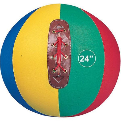 "24"" Cage Ball  - Earth Ball - With Bladder - Ohio Fitness Garage - Olympia -Deluxe Cage Balls Equipment"