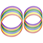 "24 Pack of Hoops - 1 doz. each 30"" & 36"" Hoops - Ohio Fitness Garage - Olympia - Equipment"