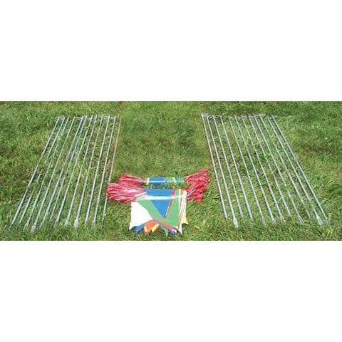 24 Post Cross Country Chute Kit - Ohio Fitness Garage - Olympia -Chute Kits Equipment