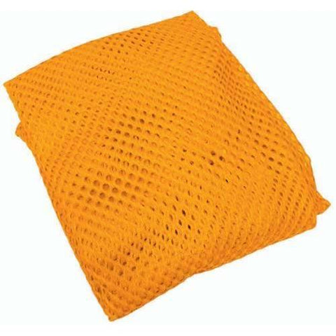 "24"" x 36"" Mesh Bag - Orange - Ohio Fitness Garage - Olympia -Mesh Bags Equipment"
