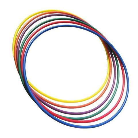 "30"" Plastic Hoops - 1 Dozen - Ohio Fitness Garage - Olympia -Plastic Hoops Equipment"