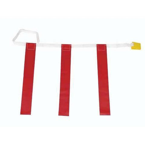 "32""-39"" Three-Flag Belts - Red - Ohio Fitness Garage - Olympia -Three-Flag ""Belt Release"" Sets Equipment"