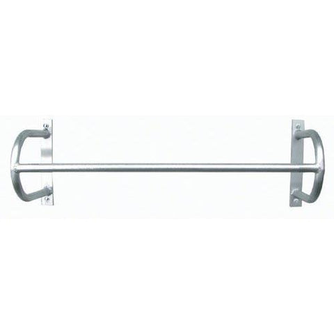"40"" Wall Mounted Pull Up Chin Up Bar - Galvanized Steel - Ohio Fitness Garage - Olympia -Chinning & Dipping Bars Equipment"
