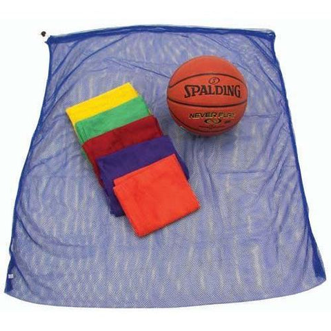 "42"" x 34"" Rainbow Mesh Bag - Set of 6 - Ohio Fitness Garage - Olympia -Mesh Bags Equipment"