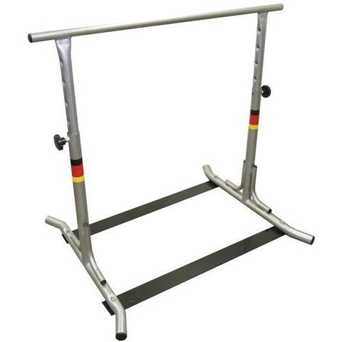 "45""Adjustable Gymnastics Kip Bar Galvanized - Ohio Fitness Garage - Olympia -Horizontal Bars Equipment"