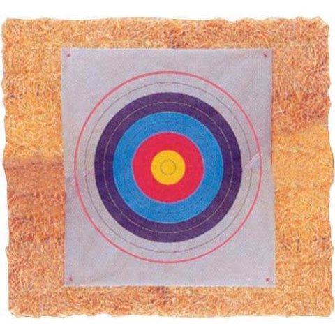 "48"" Square Glasscloth Target Face - Ohio Fitness Garage - Olympia -Archery Targets/Faces Equipment"