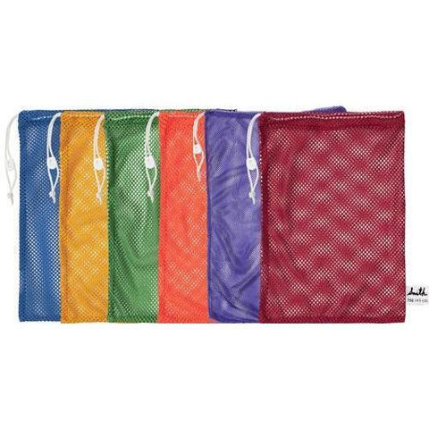 "48"" x 24"" Mesh Bags - Set/6 Colors - Ohio Fitness Garage - Olympia -Mesh Bags Equipment"