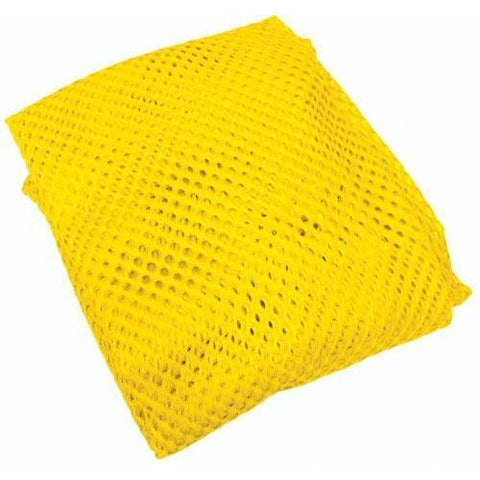 "48"" X 24"" Mesh Bags-Gold - Ohio Fitness Garage - Olympia -Mesh Bags Equipment"