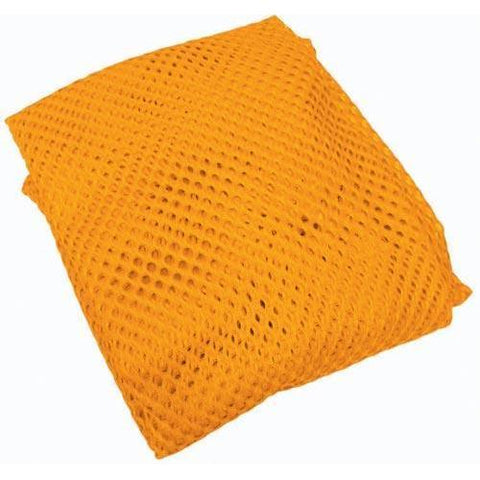 "48"" X 24"" Mesh Bags-Orange - Ohio Fitness Garage - Olympia -Mesh Bags Equipment"