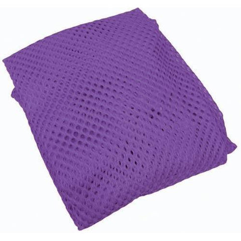 "48"" X 24"" Mesh Bags-Purple - Ohio Fitness Garage - Olympia -Mesh Bags Equipment"