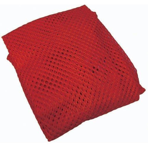 "48"" X 24"" Mesh Bags-Red - Ohio Fitness Garage - Olympia -Mesh Bags Equipment"