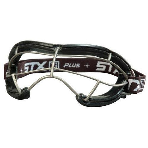 4Sight+ Protective Goggles - Adult Black - Ohio Fitness Garage - Olympia -Lacrosse Protective Gear Equipment