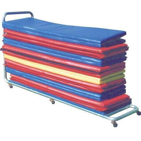 6' x 2' Mat Transport - Ohio Fitness Garage - Olympia -Mat Carts & Transports Equipment