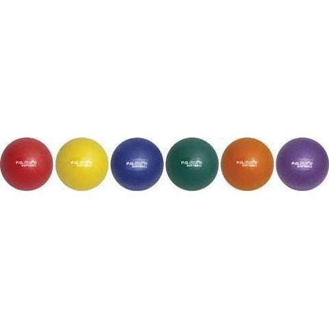 "7"" P.G. Sof's Playground Balls - Ohio Fitness Garage - Olympia -PG Sof's"" Playground Balls Equipment"