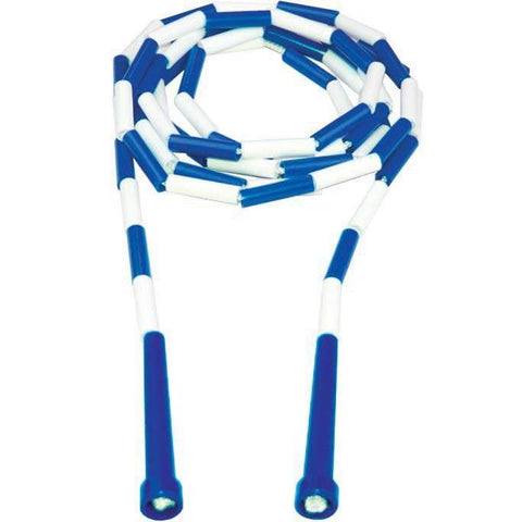 8' Kanga Deluxe Beaded Rope - Blue Handle - Ohio Fitness Garage - Olympia -Kanga Ropes Equipment