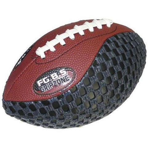 "8.5"" Gripzone Football - Ohio Fitness Garage - Olympia -Gripper Footballs Equipment"