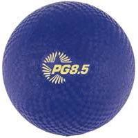 "8.5"" Playground Ball - Blue - Ohio Fitness Garage - Olympia -Colored 8.5"" Playground Balls Equipment"