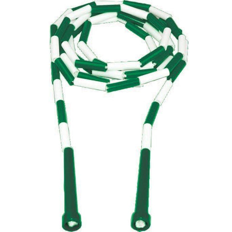 9' Kanga Deluxe Beaded Rope - Green Handle - Ohio Fitness Garage - Olympia -Kanga Ropes Equipment