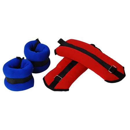 Ankle / Wrist Weights 2-3lb Pairs Set - Valor Fitness - Ohio Fitness Garage - Valor Fitness - Equipment