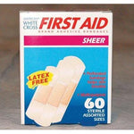 Assorted Bandages (Box of 60) - Ohio Fitness Garage - Olympia -First Aid Kit Replenishables Equipment