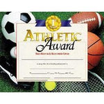Athletic Award Certificate - Boys - Ohio Fitness Garage - Olympia -Sports Certificates Equipment