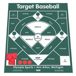 Baseball Bean Bag Game - Ohio Fitness Garage - Olympia -Roll-Out Games Equipment